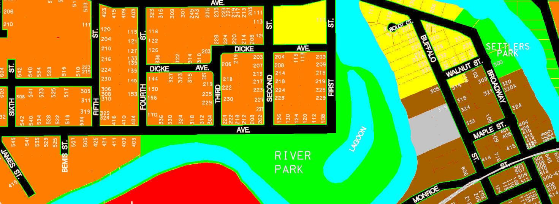 cadd-zoning-map-TAC-sheboygan-cedar-creek-surveying