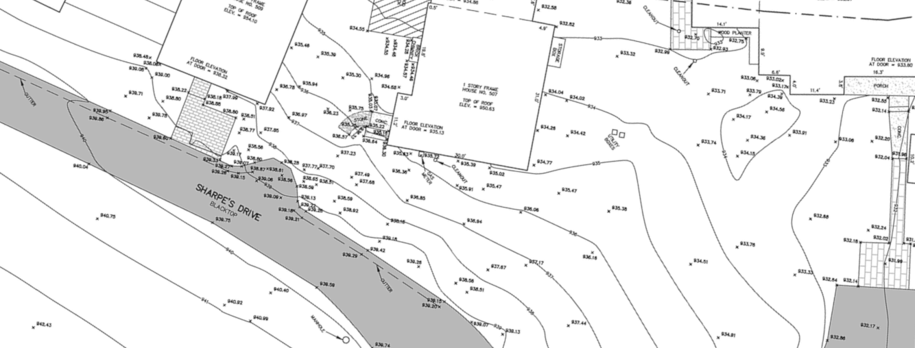 topographical-survey-elkhart-lake-condominium-development-cedar-creek-surveying